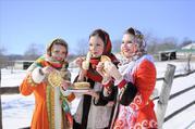 25 февраля Масленица с Тол Бабаем в с. Шаркан