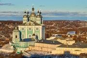 Экскурсии выходного дня из Москвы в Смоленск
