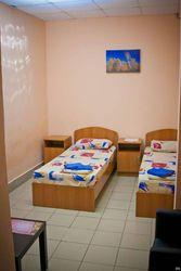 Семейный номер гостиницы в центре Барнаула